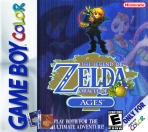 Obal-The Legend of Zelda: Oracle of Ages