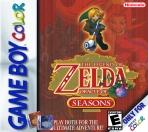 Obal-The Legend of Zelda: Oracle of Seasons