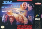 Obal-Star Trek: The Next Generation - Future´s Past