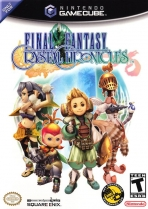 Obal-Final Fantasy Crystal Chronicles