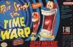Obal-The Ren & Stimpy Show: Time Warp