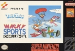 Obal-Tiny Toon Adventures: Wacky Sports Challenge