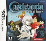 Obal-Castlevania: Dawn of Sorrow