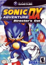 Obal-Sonic Adventure DX: Director´s Cut