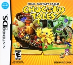Obal-Final Fantasy Fables: Chocobo Tales