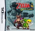 Obal-The Legend of Zelda: Spirit Tracks