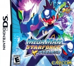Obal-Mega Man Star Force: Pegasus