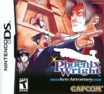 Obal-Phoenix Wright: Ace Attorney