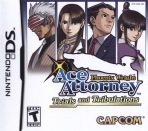 Obal-Phoenix Wright: Ace Attorney: Trials and Tribulations