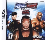 Obal-WWE SmackDown vs. Raw 2008