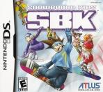 Obal-SBK: Snowboard Kids
