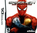 Obal-Spider-Man: Web of Shadows