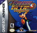 Obal-Mega Man Battle Network 3: Blue Version