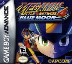 Obal-Mega Man Battle Network 4 Blue Moon