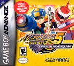 Obal-Mega Man Battle Network 5: Team Protoman