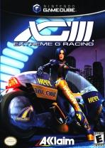 Obal-XGIII: Extreme G Racing