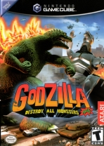 Obal-Godzilla: Destroy All Monsters Melee