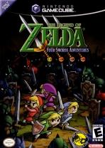 Obal-The Legend of Zelda: Four Swords Adventures