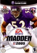 Obal-Madden NFL 2005