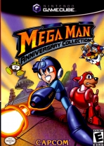 Obal-Mega Man Anniversary Collection