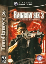 Obal-Tom Clancy´s Rainbow Six 3