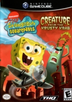 Obal-SpongeBob SquarePants: Creature from the Krusty Krab