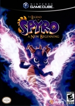 Obal-The Legend of Spyro: A New Beginning