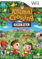 Obal-Animal Crossing: City Folk