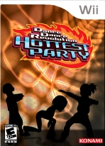 Obal-Dance Dance Revolution Hottest Party