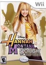 Obal-Hannah Montana: Spotlight World Tour