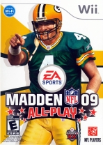 Obal-Madden NFL 09 All-Play