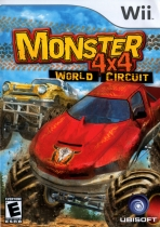 Obal-Monster 4x4: World Circuit