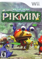 Obal-New Play Control!: Pikmin
