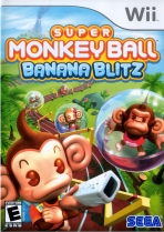 Obal-Super Monkey Ball: Banana Blitz