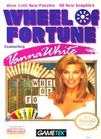 Obal-Wheel of Fortune Featuring Vanna White
