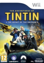 Obal-The Adventures of Tintin: The Secret of the Unicorn