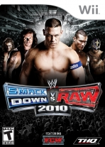 Obal-WWE SmackDown vs. Raw 2010