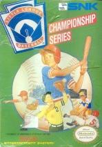 Obal-Little League Baseball: Championship Series