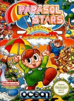Obal-Parasol Stars: Rainbow Islands II
