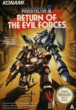 Obal-Probotector II: Return of the Evil Forces