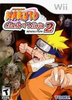 Obal-Naruto: Clash of Ninja Revolution 2