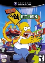 Obal-The Simpsons: Hit & Run