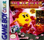 Obal-Ms. Pac-Man: Special Color Edition