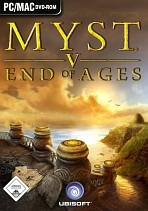 Obal-Myst V: End of Ages