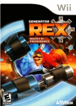 Obal-Generator Rex: Agent of Providence