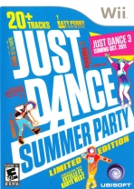 Obal-Just Dance: Summer Party