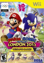 Obal-Mario & Sonic at the London 2012 Olympic Games