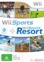 Obal-Wii Sports and Wii Sports Resort