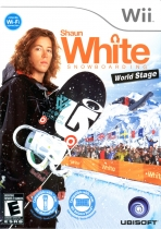Obal-Shaun White Snowboarding: World Stage