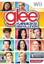 Obal-Karaoke Revolution: Glee
